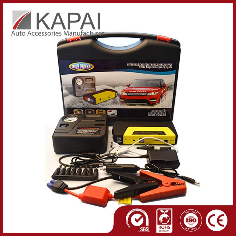 Excellent Quality Portable Mini Multi-Function Car Jump Starter