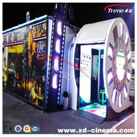 Zhuoyuan Hot Sale 5D Cinema 5D Theater 5D Cinema Chair 2