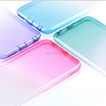 DFIFAN For iphone 6 case tpu clear color,unique color pattern ultra thin dustproof case cover for iphone 6