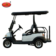 electric and gas 4 seat golf cart