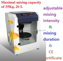 Gyroscopic paint mixer / nail gel polish shaker / perfume mixing machine with easy loads