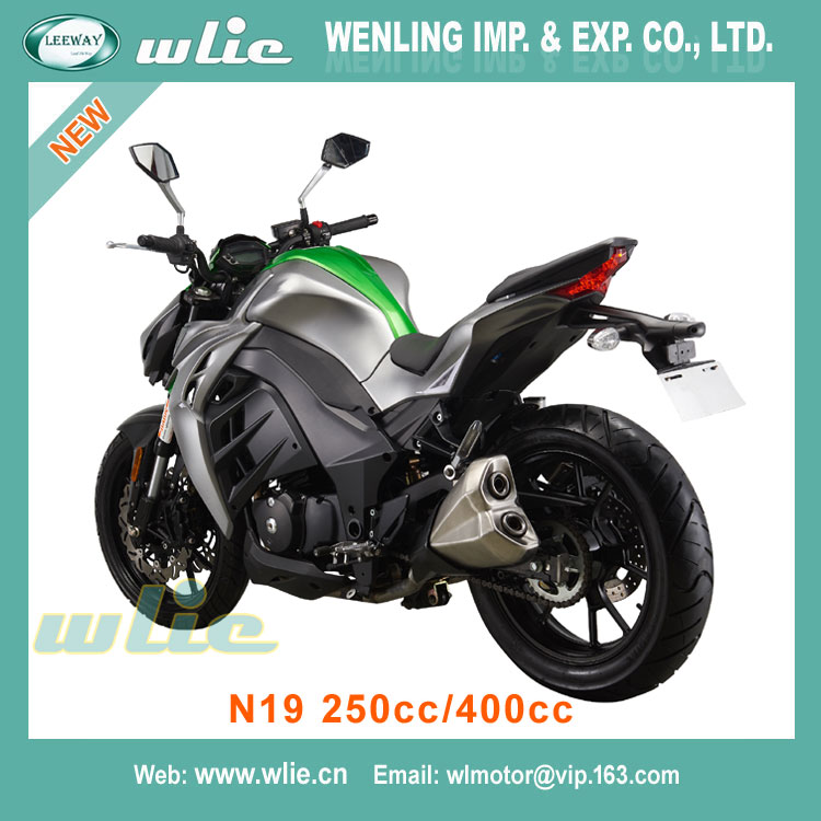 Bajaj pulsar 300cc 250cc motorcycles new Racing Motorcycle N19 250cc/400cc