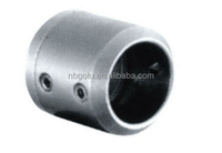 tubes support rope handrail stainless steel rail bracket