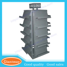 good price holder wrought iron metal book rack