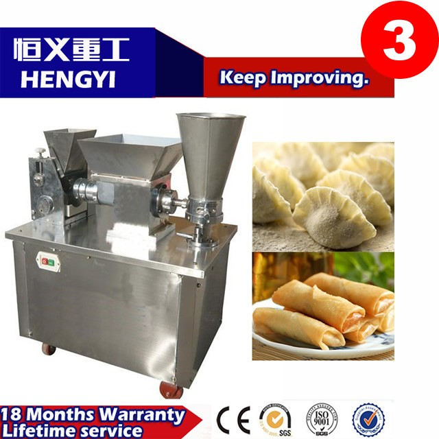 Admirable wrapper dumpling samosa spring roll making machine