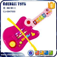 Cartoon educational musical toys plastic toy violin