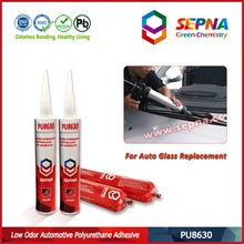 FACTORY PRICE SEPNA PU8630 little volatile smell polyurethane sealant for windshield glazing