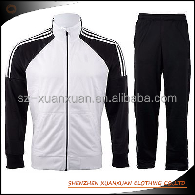 Cheap Sports Mens Tracksuit Sets Design For Your Own Tracksuit