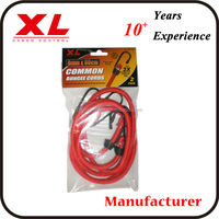 10mm Red Elastic Cord with metal end