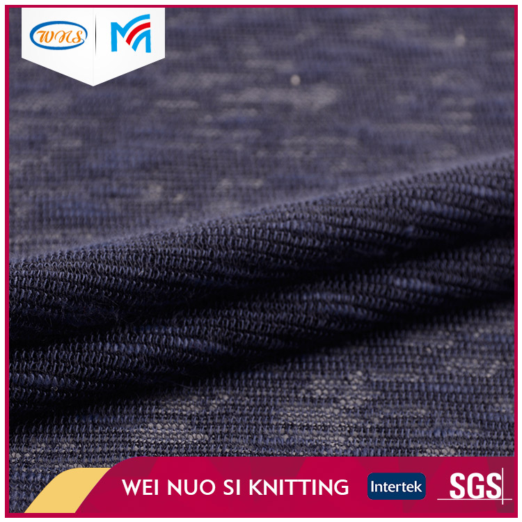 Beautiful high density clothing material knit polyester microfiber terry fabric