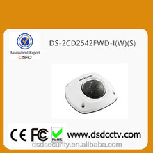 4MP high resolution hikvision mini dome cctv camera DS-2CD2542FWD-I(W)(S)