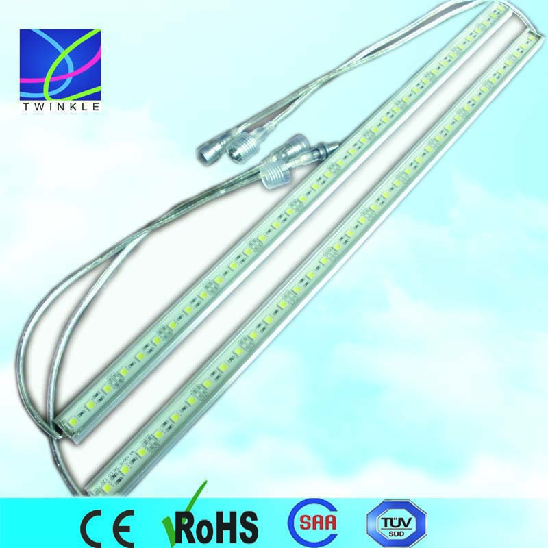 12v smd 5050 high brightness led rigid strip bar light made in china