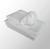 Plastic ring Liquid 25 micron nylon mesh filter bags