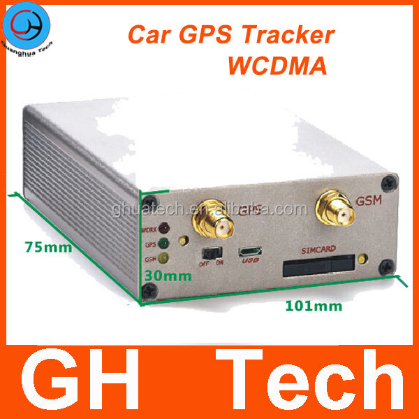 GH Sim card gps tracking device with 3g gps module G-T309S