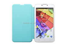 High quality 6 inch big touch screen mobile phone with cell phone case
