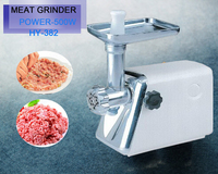low noisy powerful meat grinder for home use or commercial