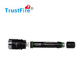 Wholesale camping equipment high mode TrustFire X8 CREE flashlight with CNC machining 1000LM clip torch led emergency flashlight