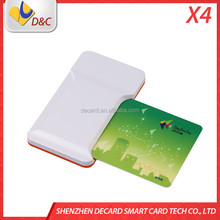 PC/SC Compliant Smart Chip Card Reader For Personal Payment