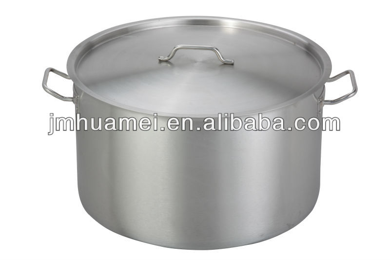 Commerical Stainless Steel Cooking Pot