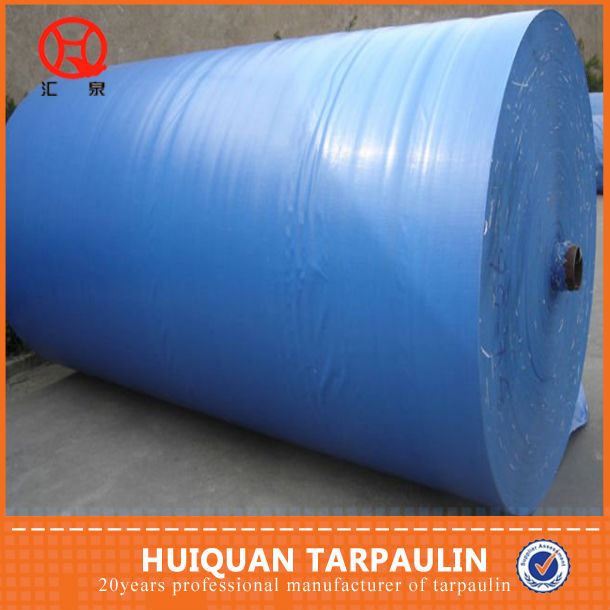 145gsm orange green pe tarpaulin roll