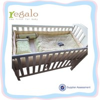 Cheaper Comfortable 100% cotton european baby bedding set