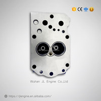 6D22 cylinder head engine parts ME051714 for diesel excavator