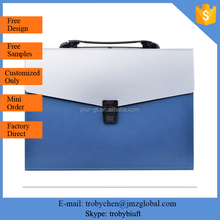 Stationery plastic PP/PVC document file box