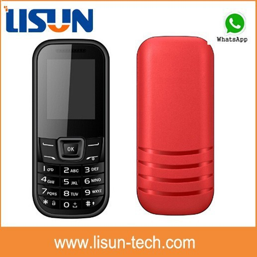 Wholesale quad band gsm 1.8'' very small cheap mobile phone without camera in dubai