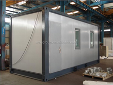 modern movable modular house/offshore accommodation container house made in china