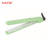 Mini travel LED indicator hair straightener flat iron