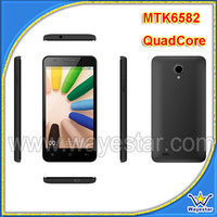 Wholesale unlocked smartphones W450 quad core android mobile phones 4.5 inch