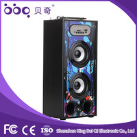 Mini/Portable/Wireless Special Feature portable cube bluetooth speaker for home theater