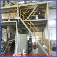 Non Woven Making Machine