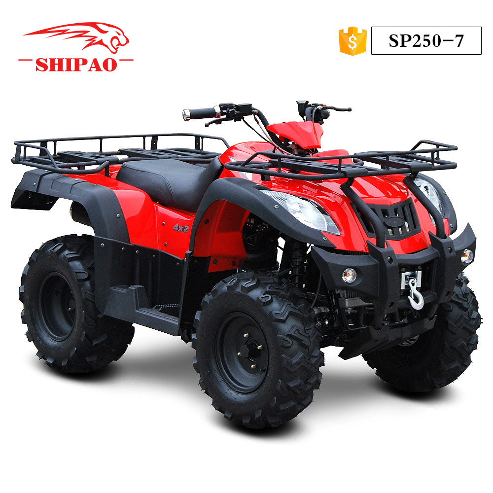 SP250-7 Shipao water cooled atv 500 300 250