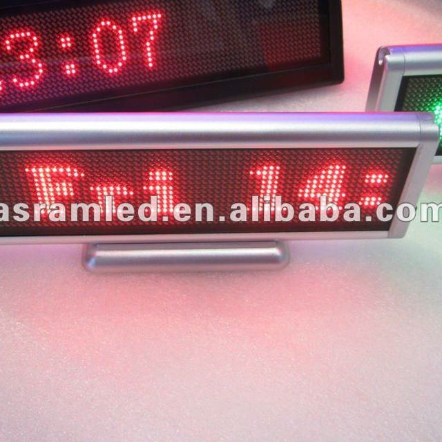 wholesale alibaba express cheap led battery operated sign