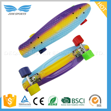 Excellent Quality New Fashion Blank Skateboard Cruiser Decks
