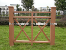 farm guard fence/wooden fence