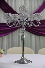 wholesale wedding banquet crystal centerpiece, wedding candelabra wedding decoration,party, home & hotel decoration IDATC317