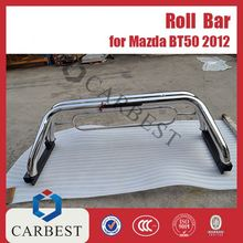 Good Quality S/S Roll Bar For Mazda BT50 2012