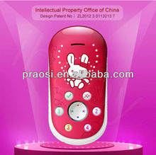 location tracking kids elderly gps cell phone without LCD screen