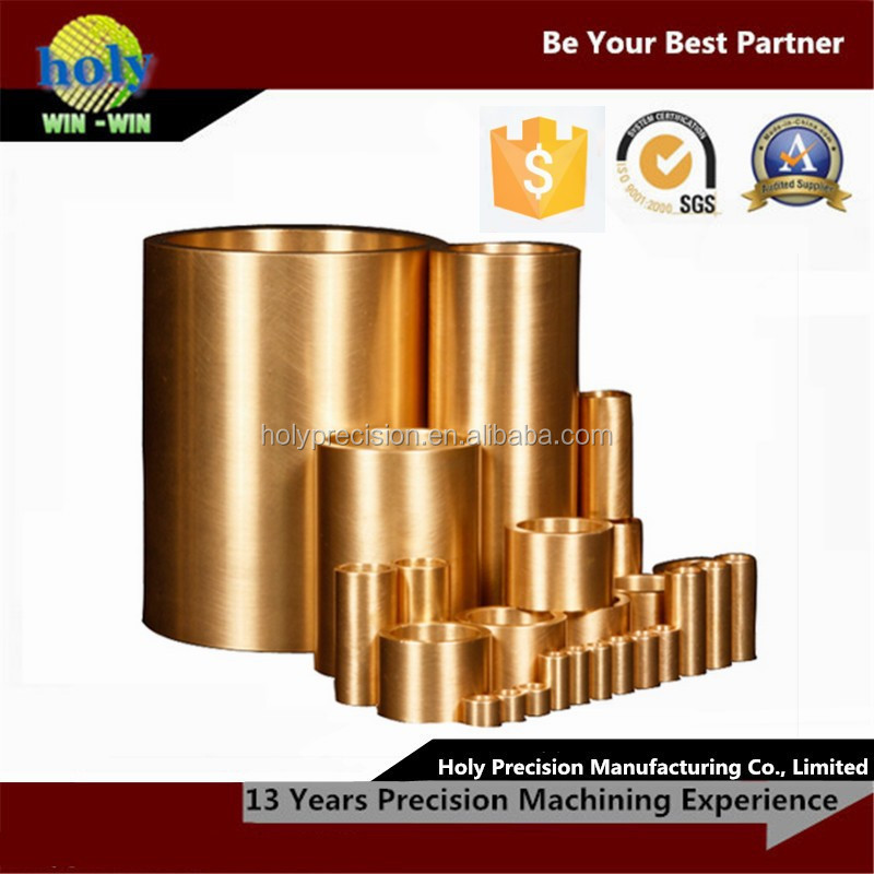 China Supply Copper bushing, Brass bushing, Bronze bushing with best quality