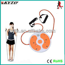 Fitness Figure Twist Board Exercise Equipment Burn Fat Thin Waist