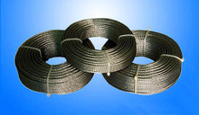 4VX39S+5FC 4 strand flat no-roating steel wire rope