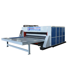 Chinese corrugated carton printer slotter machine