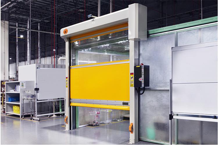 Industrial Roll Up Door