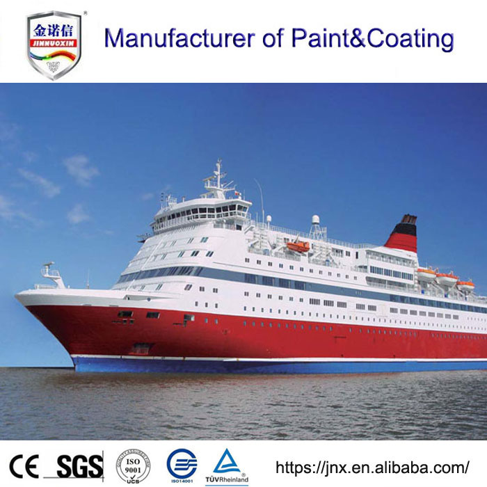 Marine Ship Boat Paint Anticorrosive Finish coating