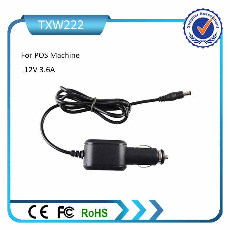 Battery Charger 9V 12V 1A 2A 3A Cable Car Charger