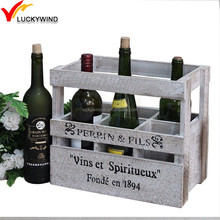 wholesale vintage rustic antique used cheap wooden wine crates for sale