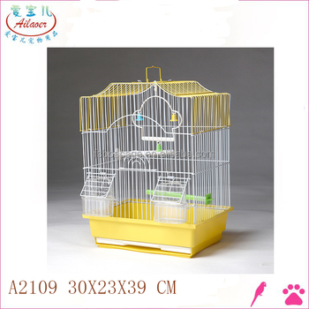 beautiful pet cages fanshion design bird cages in china