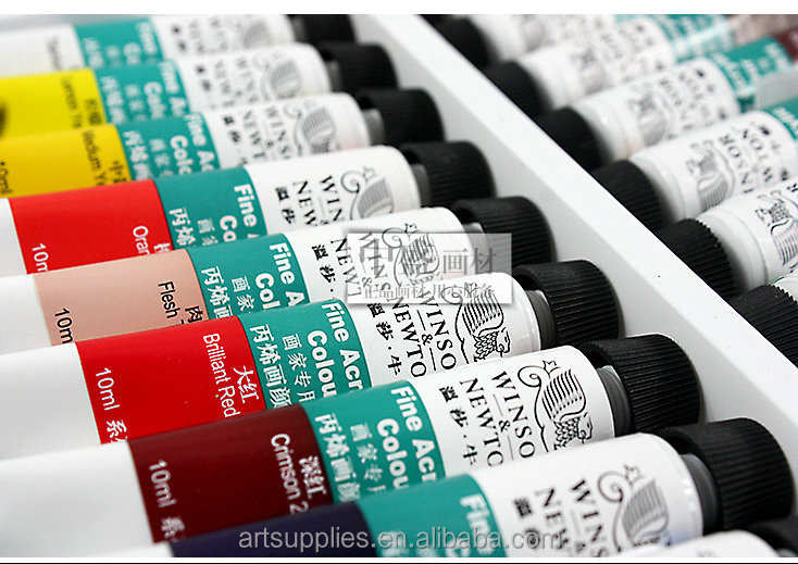 winsor and newton non toxic acrylic paint